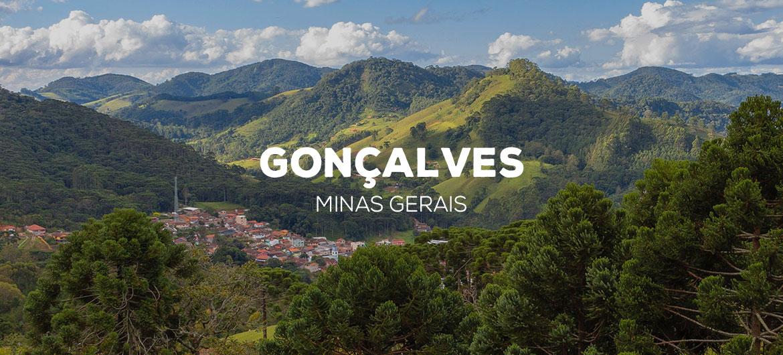 Edição de feveiro: Gonçalves - MG