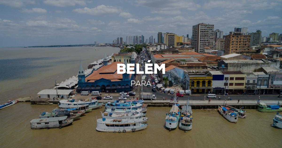 Belém Pará fonte: caixacolonial.club