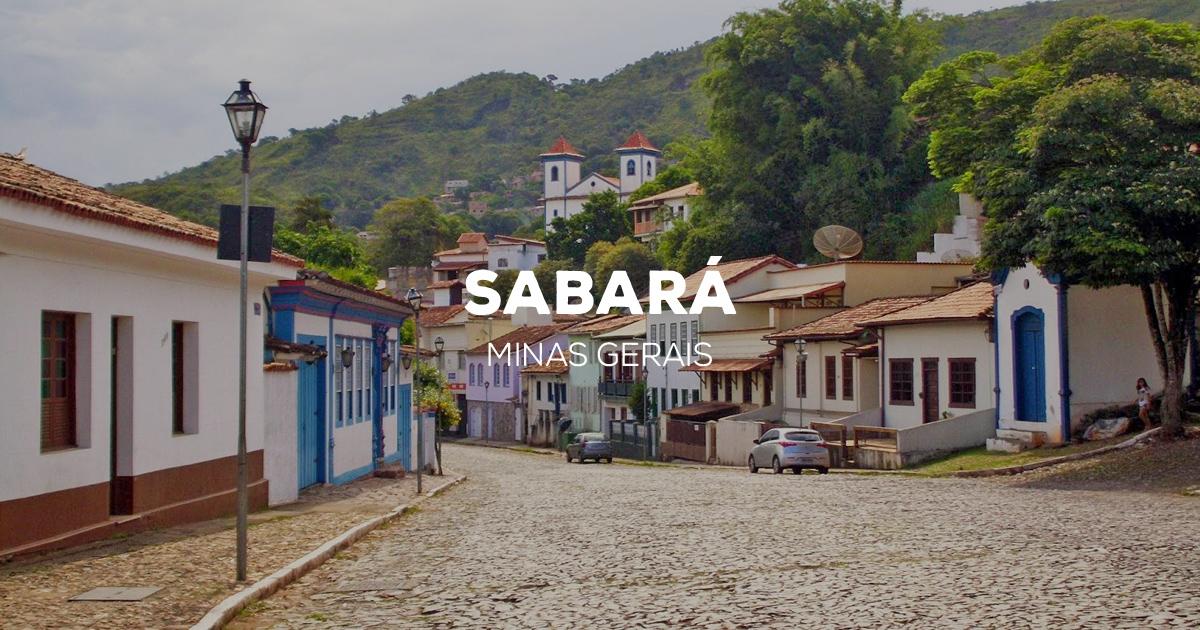 Sabará Minas Gerais fonte: caixacolonial.club